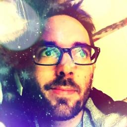 Portrait de Nico Bally