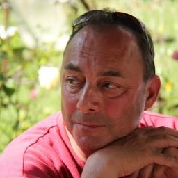 Portrait de Cyrille Audebert