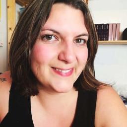 Portrait de Nelly Weaver