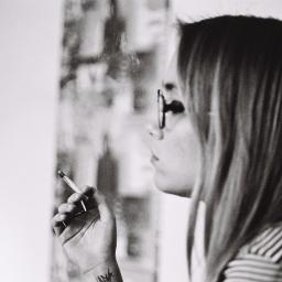 Portrait de Lucie Ash