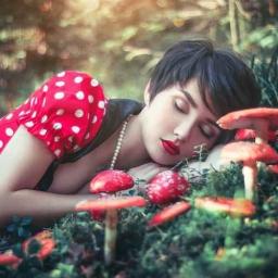 Portrait de Kassandra Blake