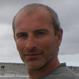 Portrait de Vincent Ferrique