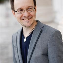 Portrait de Christophe Martinolli