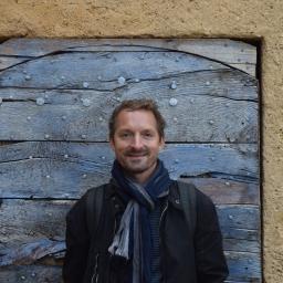 Portrait de Christophe Terribilini