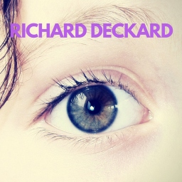 Portrait de richard deckard