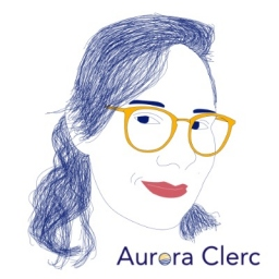 Portrait de Aurora Clerc