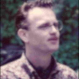 Portrait de Noël Bertrand