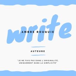 Portrait de Ambre Rouquié