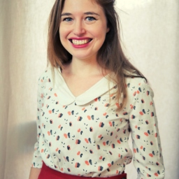 Portrait de Astrid Stérin
