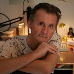 Portrait de Thierry Brenner
