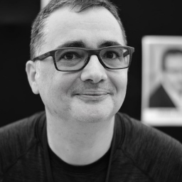 Portrait de Vincent Hauuy
