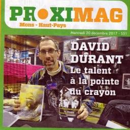 Portrait de David Durant