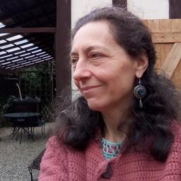 Portrait de Odile Jacquemet