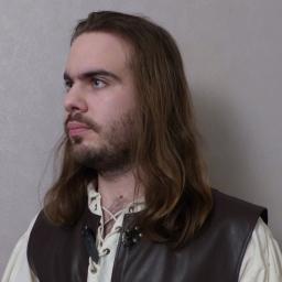 Portrait de Hadrian McPherson