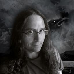 Portrait de Freeric Huginn