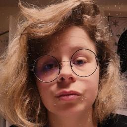 Portrait de Hélène Trouvé