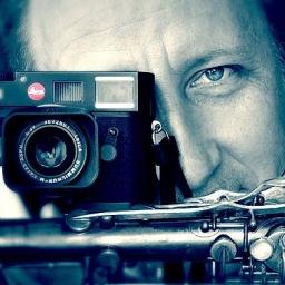 Portrait de Laurent Hunziker