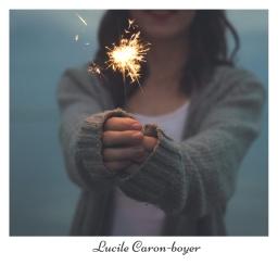 Portrait de Lucile Caron-Boyer