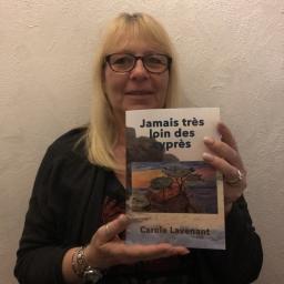 Portrait de Carole Lavenant