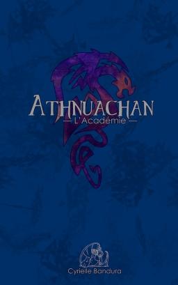 Couverture de Athnuachan l'Académie par Cyrielle Bandura