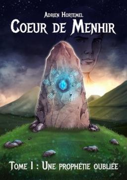 Couverture de Cœur de menhir par Hortemel Adrien