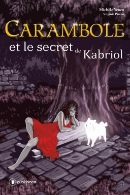 Couverture de Carambole et le secret de Kabriol par Michèle Yenco et Virginie Pisano