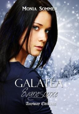 Couverture de Galatéa, tome 1: Évanescence par Monia Sommer