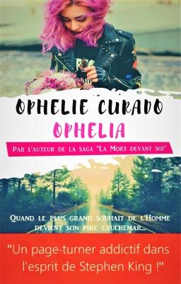 Couverture de Ophelia par Ophélie Curado