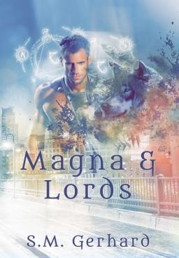 Couverture de Magna & Lords par S.M. Gerhard