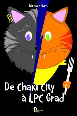 Couverture de De Chaki City à LPC Grad par Richard Gant