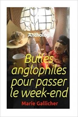 Couverture de Bulles anglophiles par Marie Gallicher-Melanie Blitz-Marie-Jane Barthelemy