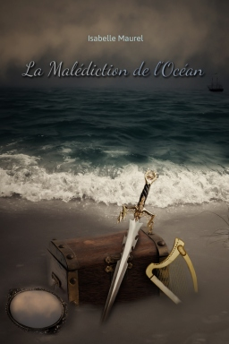 Couverture de La Malédiction de l'Océan par Isabelle Maurel