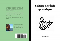 Couverture de Schizophrénie quantique par Nawfal Jorio