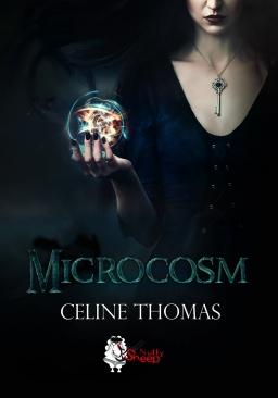 Couverture de Microcosm par Céline Thomas