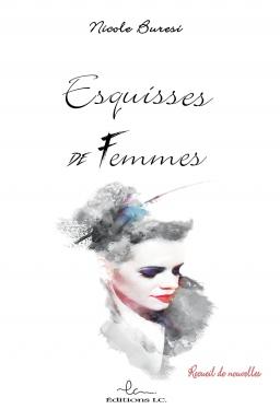 Couverture de Esquisses de femmes par Nicole Buresi