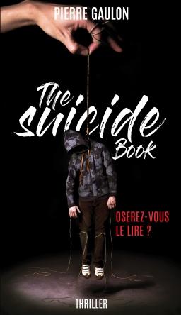Couverture de The Suicide book par Pierre Gaulon