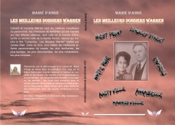 Couverture de Les meilleurs dossiers Warren par Marie d'Ange