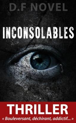 Couverture de Inconsolables par D.F Novel