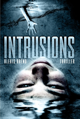 Couverture de INTRUSIONS par AREND Alexis