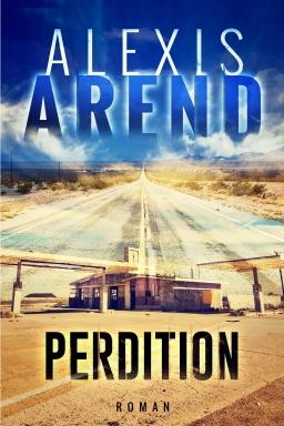 Couverture de PERDITION par Alexis AREND