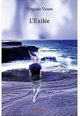 Couverture de L'Exilée par Virginie Vanos