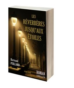 Couverture de Les Réverbères jusqu'aux étoiles par bertrand PEILLARD