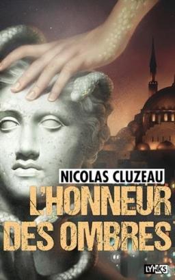 Couverture de L'Honneur des ombres par Nicolas Cluzeau