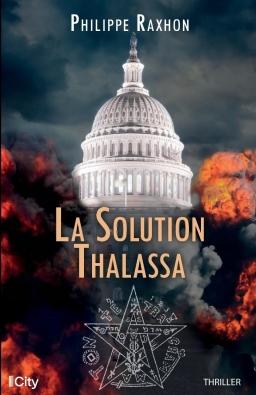 Couverture de La Solution Thalassa par Philippe Raxhon