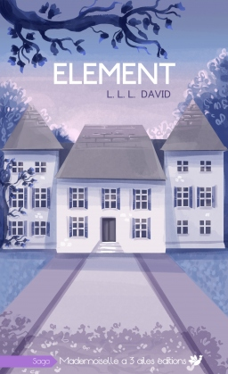 Couverture de ELEMENT par L.L.L. David