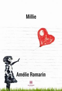 Couverture de Millie par Amélie Romarin
