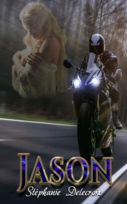 Couverture de Jason, Black Wolves tome 3 par stéphanie Delecroix