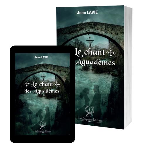 Couverture de Le chant des Aquadèmes : Le peuple des ponts par Jean Lavie