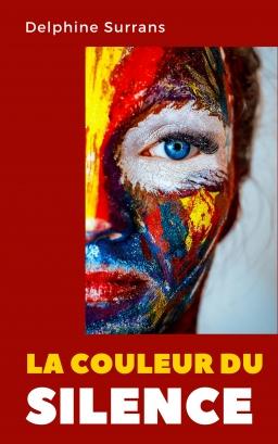 Couverture de La couleur du silence par Delphine Surrans