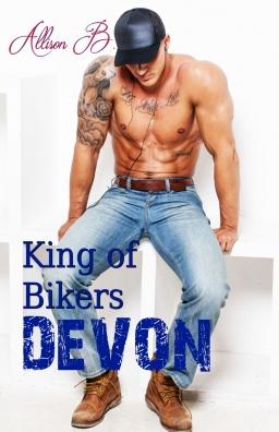 Couverture de King Of bikers-Devon par Allison.B